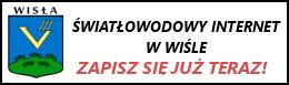 Internet w Wiśle - zapisz się już teraz!
